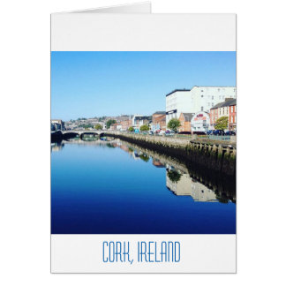 Cork Ireland Card