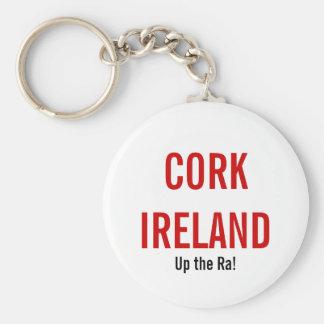 Cork Ireland Keychain