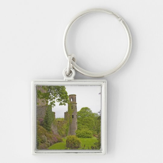 Cork, Ireland. The infamous Blarney Castle 2 Keychain
