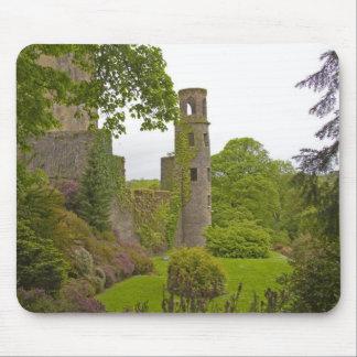 Cork Ireland The infamous Blarney Castle 2 Mousepad