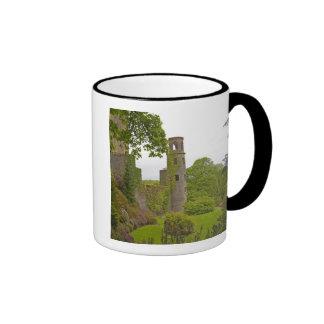 Cork, Ireland. The infamous Blarney Castle 2 Ringer Coffee Mug