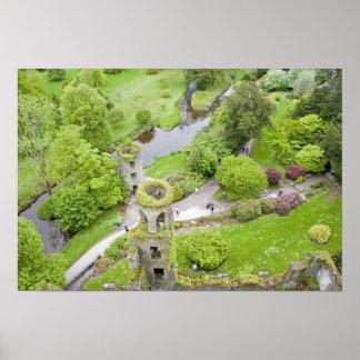 Cork Ireland The infamous Blarney Castle Print