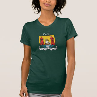 Cork Irish T-shirt