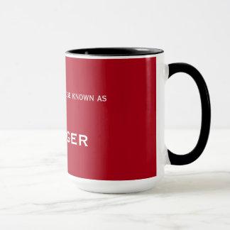 Cork Langer Mug