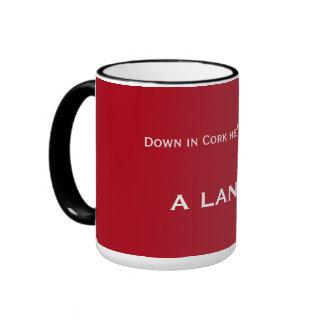 Cork Langer Ringer Coffee Mug