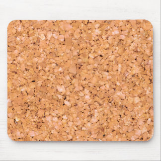 Cork Look Mousepad