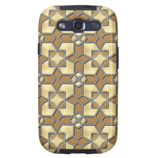 Cork & Melted Butter Samsung Galaxy SIII Cases