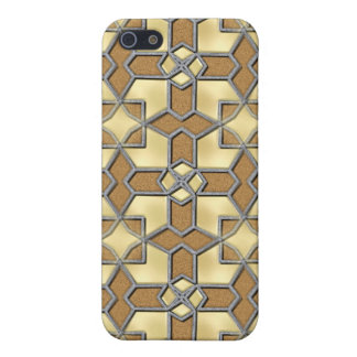 Cork & Melted Butter Cover For iPhone 5