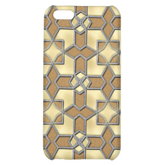 Cork & Melted Butter iPhone 5C Cases
