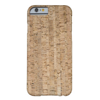 Cork oak pattern barely there iPhone 6 case