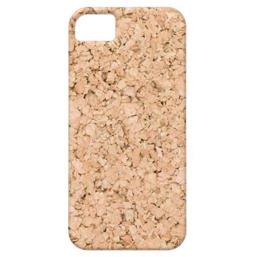 Cork oak pattern iPhone SE/5/5s case