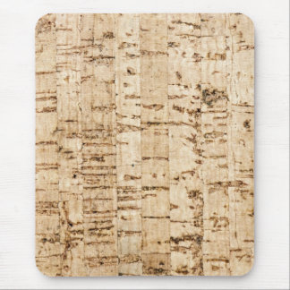 Cork oak pattern mouse pads