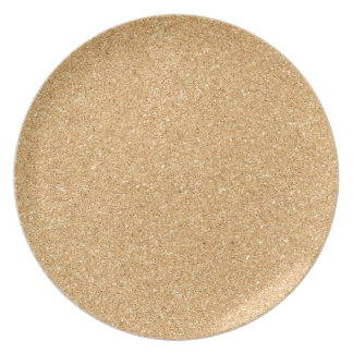cork paper plates