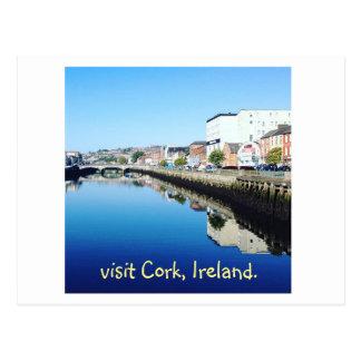 Cork postcard