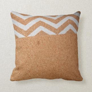Cork Texture Pillow