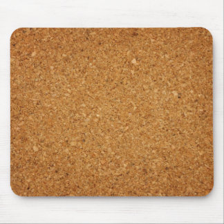 Corkboard Background Mouse Pad