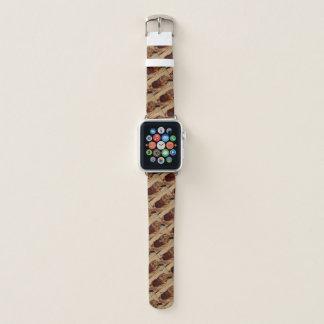Corkboard Look Guinea Pig Apple Watch Band