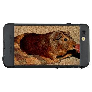 Corkboard Look Guinea Pig LifeProof® NÜÜD® iPhone 6s Plus Case