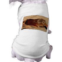 Corkboard Look Guinea Pig T-Shirt