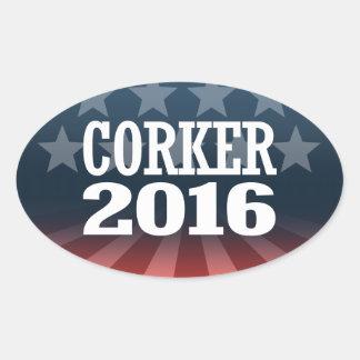 CORKER 2016 STICKERS