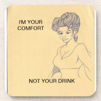 Corker, drink pad beverage coaster