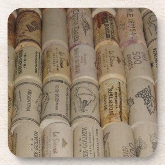 Corks Beverage Coaster