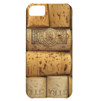 Corks Case For iPhone 5C