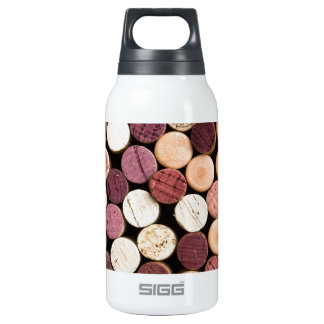 Corks on End Insulated Water Bottle