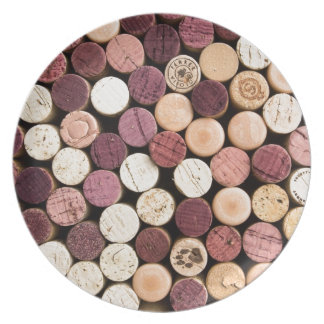 Corks on End Plate
