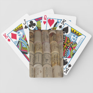 Corks Bicycle Playing Cards