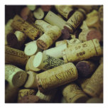 Corks Posters