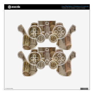 Corks Skin For PS3 Controller