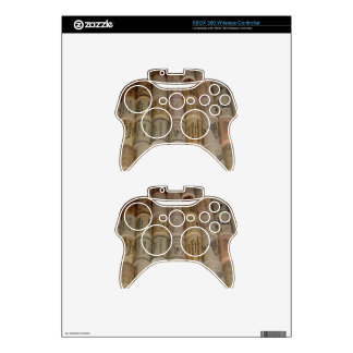 Corks Xbox 360 Controller Decal