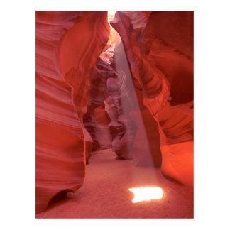 Corkscrew Canyon, Arizona Postcard