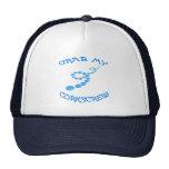 Corkscrew Frisbee Trucker Hats