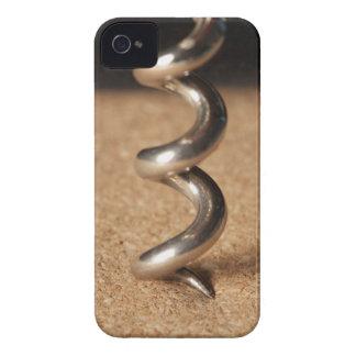 Corkscrew. iPhone 4 Cover