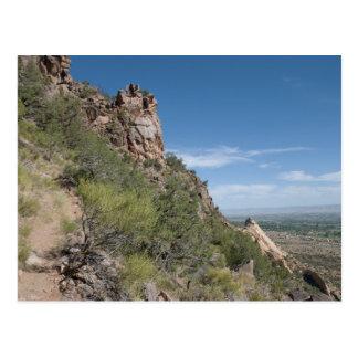 Corkscrew Trail, CO National Monument Postcard