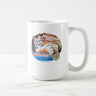 Corky the Florida Panther Coffee Mug