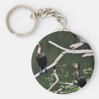 Cormoranes Llavero Personalizado