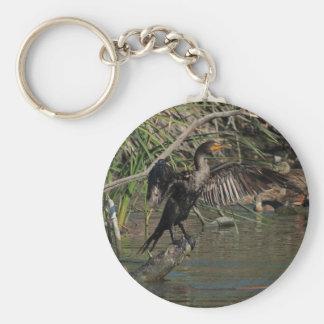 Cormorant 2 Keychain