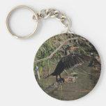 Cormorant 3 Keychain