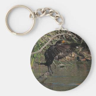 Cormorant 5 Keychain