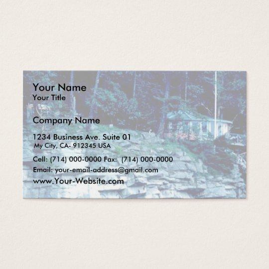 Cormorant Business Card