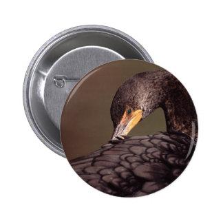 cormorant pinback buttons
