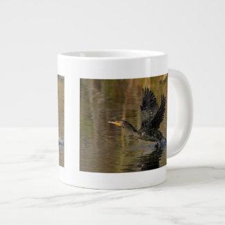 Cormorant Giant Coffee Mug