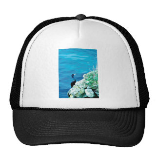Cormorants Mesh Hats