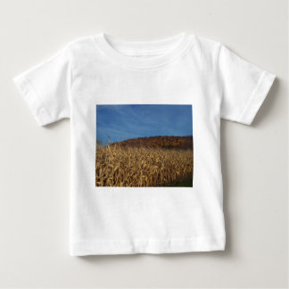 Corn and Blue Sky moon Baby T-Shirt
