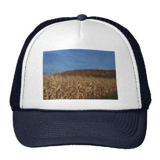 Corn and Blue Sky moon Trucker Hat