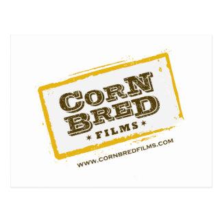 Corn Bred Films Postcard
