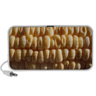 Corn close-up portable speaker